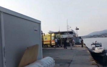 Δύο παιδιά νεκρά στο ναυάγιο στη Λέσβο