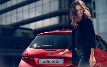 Με πλούσιο εξοπλισμό έρχονται τα Peugeot 208 και 2008 Signature