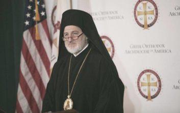 Αρχιεπίσκοπος Ελπιδοφόρος: Θλιβερή εξέλιξη η μετατροπή της Ιεράς Μονής της Χώρας σε τζαμί