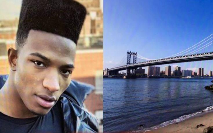Νεκρός στην άκρη της γέφυρας του Μανχάταν γνωστός Youtuber