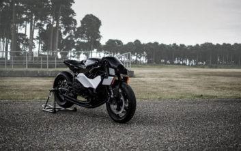 H Auto Fabrica παρουσιάζει το… μέλλον των μηχανών
