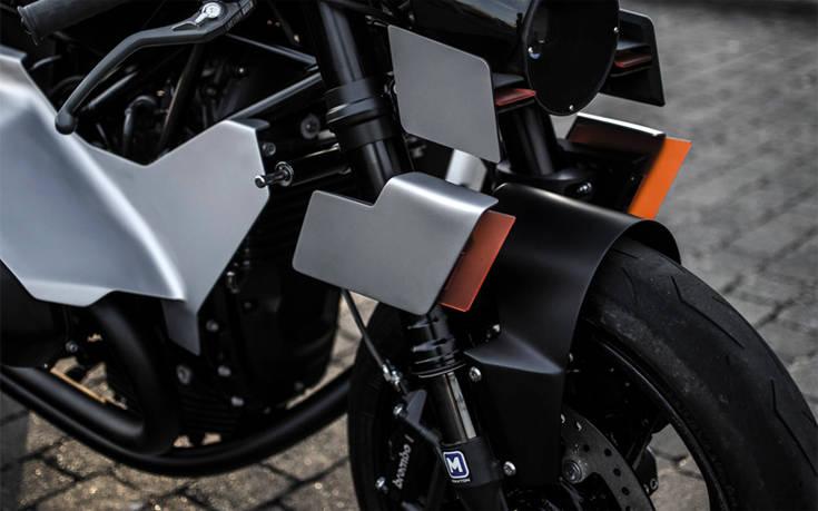 H Auto Fabrica παρουσιάζει το… μέλλον των μηχανών – Newsbeast