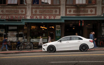 Η νέα Mercedes A-Class Sedan