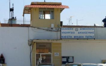 Ένας τραυματίας μετά από συμπλοκή κρατουμένων στις φυλακές Αγίου Στεφάνου Αχαΐας