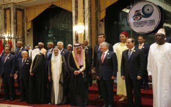 Στήριξη στους Παλαιστινίους εκφράζει η σύνοδος του Οργανισμού Ισλαμικής Συνεργασίας