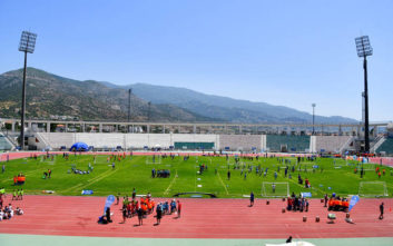 Φεστιβάλ Αθλητικών Ακαδημιών ΟΠΑΠ: Διήμερη γιορτή του αθλητισμού στον Βόλο