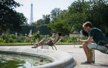 Καύσωνας στη Γαλλία, συναγερμός για τον επικίνδυνο συνδυασμό ζέστης και υγρασίας