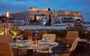 Πέντε εστιατόρια στην πόλη με μαγευτική θέα