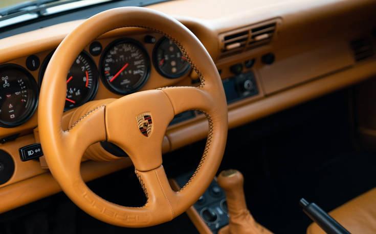 Η παραγγελία του συλλέκτη που γέννησε μια από τις πιο ιδιαίτερες Porsche όλων των εποχών