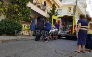 Λαμία: 19χρονη τραυματίστηκε σε φρεάτιο ασανσέρ