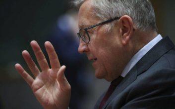 Ρέγκλινγκ: Θέλουμε να εξασφαλίσουμε πως η Ελλάδα θα μπορεί να αποπληρώσει τα δάνεια