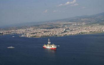 H πορεία του γεωτρύπανου Γιαβούζ προς την κυπριακή ΑΟΖ που κρατά σε επιφυλακή την Ελλάδα
