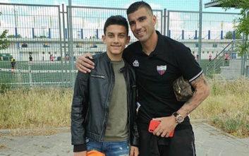 Χοσέ Αντόνιο Ρέγες: Συγκλονίζει η ανάρτηση του γιου του