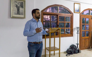 Δήμαρχος Χανίων: Στόχος η ενεργοποίηση όλων των δυνάμεων του τόπου