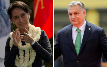 Αντιδράσεις για τη συνάντηση της ηγέτιδας της αντιπολίτευσης στη Μιανμάρ με τον Ορμπάν