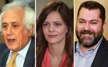 Οι ρόλοι που αναλαμβάνουν Ρουπακιώτης, Αχτσιόγλου, Κρέτσος μέχρι τις εθνικές εκλογές
