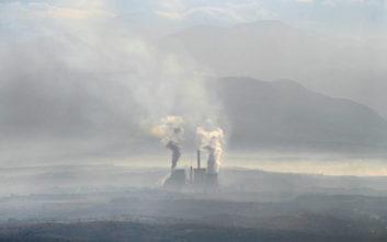 Η ατμοσφαιρική ρύπανση προκάλεσε 400.000 πρώιμου θανάτους στην Ευρώπη το 2016