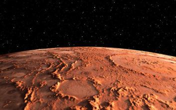 Μυστήριο με το μεθάνιο που βρέθηκε και εξαφανίστηκε στον Άρη