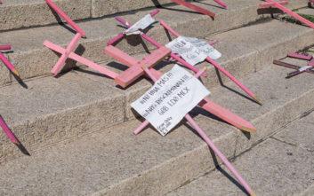 Ανεξέλεγκτη η βία στην Ισπανία, 1.000 γυναίκες δολοφονήθηκαν από το 2003