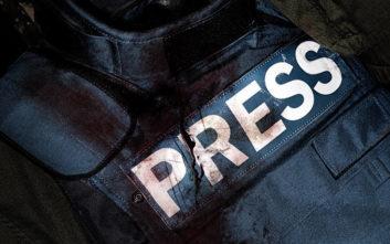 Έκτος δημοσιογράφος δολοφονήθηκε στο Μεξικό