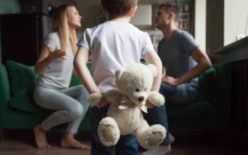 Το «άγνωστο» πρόβλημα των παιδιών χωρισμένων γονιών
