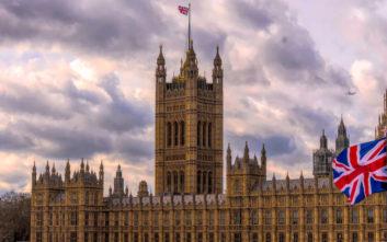 Εκκενώθηκε το βρετανικό κοινοβούλιο