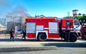 Πυρκαγιά με έξι νεκρούς σε ψυχιατρική κλινική στην Ουκρανία