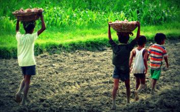 Χαμόγελο του Παιδιού: 152 εκατομμύρια παιδιά παραμένουν θύματα παιδικής εργασίας