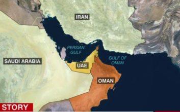 Θρίλερ με δεξαμενόπλοιο στον Κόλπο του Ομάν: Διαψεύδει η εταιρεία ότι βυθίστηκε