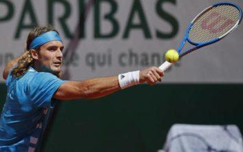 Στέφανος Τσιτσιπάς: Έλληνας στον 4ο γύρο του Roland Garros μετά από 83 χρόνια