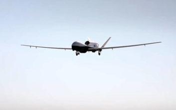 Οι ΗΠΑ επιβεβαίωσαν την κατάρριψη αμερικανικού drone από το Ιράν