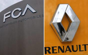 Η Fiat απέσυρε την πρόταση συγχώνευσης με τη Renault