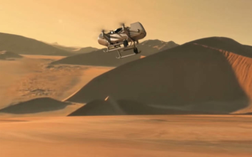 Η NASA στέλνει drone για εξερεύνηση σε δορυφόρο του Κρόνου