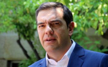 Εθνικές Εκλογές 2019: Ο Τσίπρας παρουσιάζει το πρόγραμμα του ΣΥΡΙΖΑ