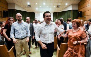Επίσκεψη Αλέξη Τσίπρα στο ΣΕΠΕ: Εθνικός στόχος η δημιουργία νέων ποιοτικών θέσεων εργασίας