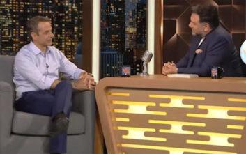 The 2 Night Show: Τι νούμερα τηλεθέασης έκανε με καλεσμένο τον Κυριάκο Μητσοτάκη