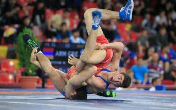 Ευρωπαϊκό Πρωτάθλημα Πάλης Εφήβων: Πέμπτος ο Μαρτίδης, στα ρεπεσάζ ο Πιλίδης