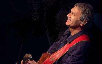 Για δύο βράδια στο Ηρώδειο ο Γιώργος Νταλάρας, sold out η πρώτη συναυλία του