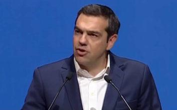 Αλέξης Τσίπρας: Από το 13% στο 11% ο ΦΠΑ για την διαμονή από το 2020