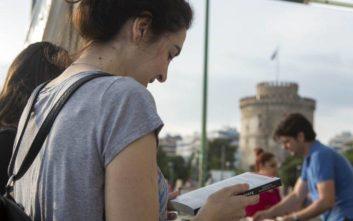 Με Ντίνο Χριστιανόπουλο, Γούντστοκ και 500 συγγραφείς ξεκινά το 38ο Φεστιβάλ Βιβλίου Θεσσαλονίκης