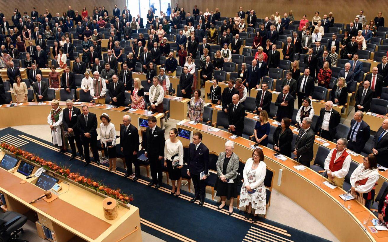 Τα μη προνόμια των βουλευτών και υπουργών στη Σουηδία