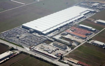 Στην «καρδιά» του Logistics Center της Διαμαντής Μασούτης Α.Ε. στο Καβαλάρι Θεσσαλονίκης