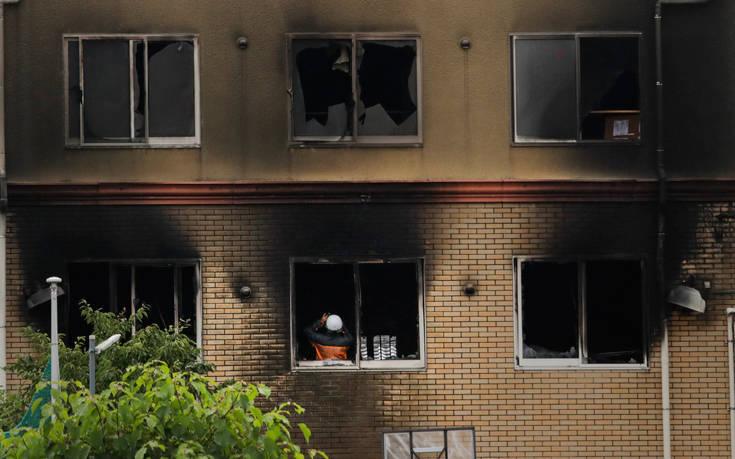 Φωτιά σε στούντιο animation στην Ιαπωνία: Από 20 έως 40 ετών τα περισσότερα θύματα