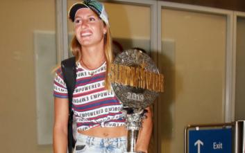 Survivor 3: Ο άνδρας που περίμενε την Κατερίνα Δαλάκα στην επιστροφή της στην Ελλάδα
