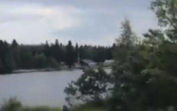 Συνετρίβη αεροσκάφος στη Σουηδία, εννέα οι νεκροί