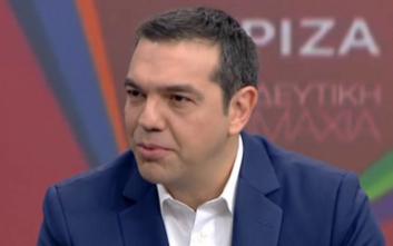 Αλέξης Τσίπρας: Δεν μετάνιωσα που πήγα στον ΣΚΑΪ, το χάρηκα