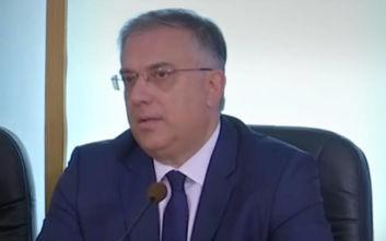 Θεοδωρικάκος κατά την παράδοση-παραλαβή στο υπουργείο Εσωτερικών: Είμαστε εδώ για να υπηρετήσουμε τον ελληνικό λαό