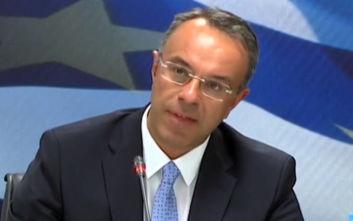 Χρήστος Σταϊκούρας: Οδηγός μου το συμφέρον της χώρας και των πολιτών