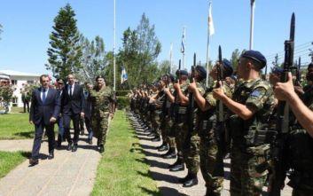 Στα φυλακισμένα μνήματα και τον τύμβο Μακεδονίτισσας ο υπ. Άμυνας Νίκος Παναγιωτόπουλος