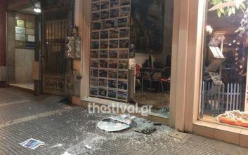 «Σήκωσαν» χρηματοκιβώτιο από ταξιδιωτικό γραφείο στο κέντρο της Θεσσαλονίκης